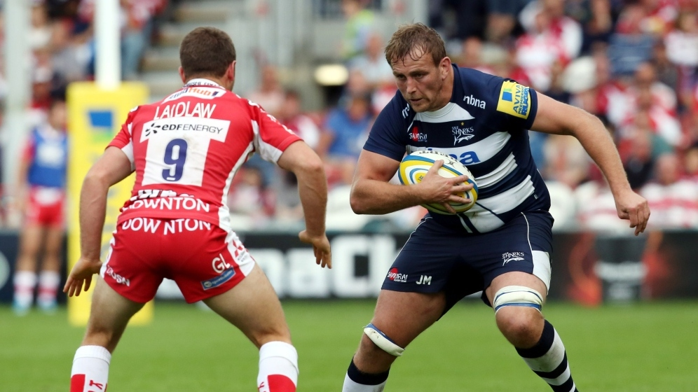 Mills: Big tests keep coming for Sale Sharks
