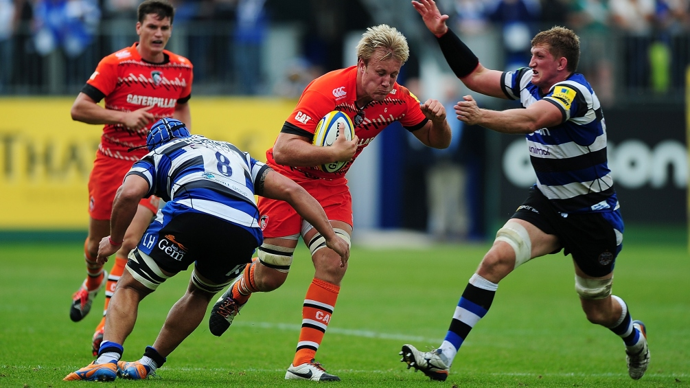 Crane: Leicester Tigers coped well in tough 2014