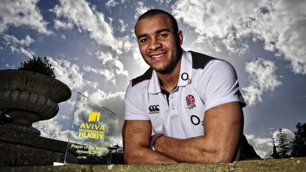 Joseph named Aviva Premiership Rugby Player of the Month