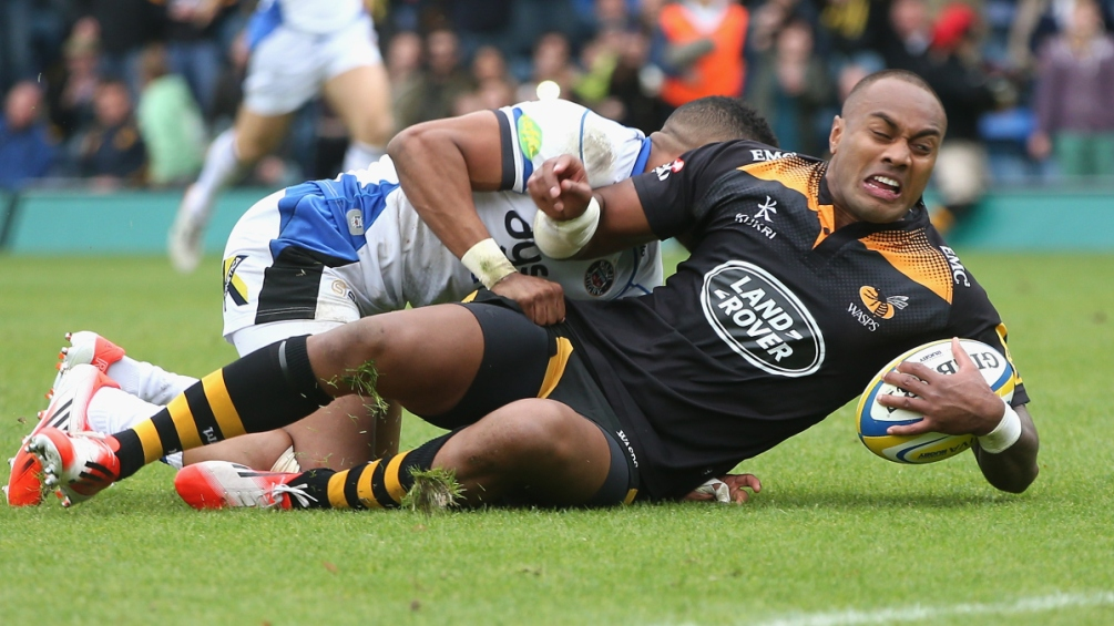 Tagicakibau: Still more to come from Wasps