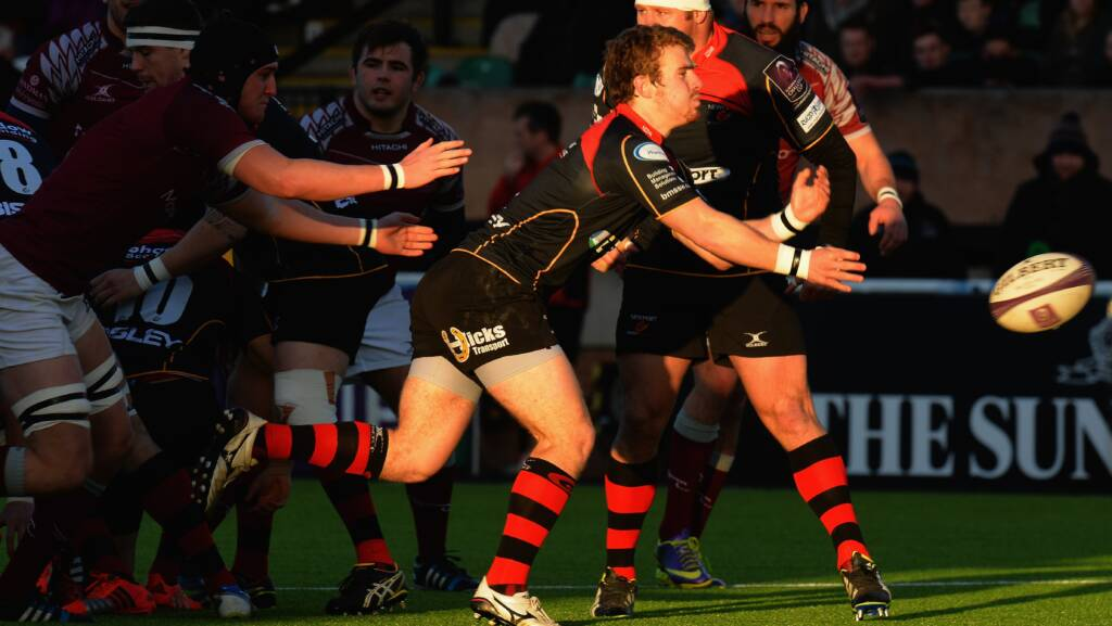Evans delighted to be joining Bath Rugby