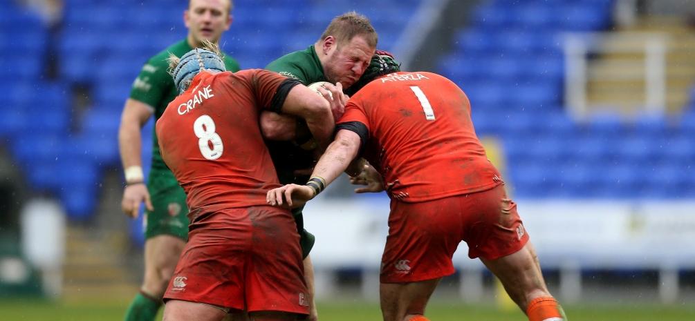 Aviva Premiership Rugby Round 15: Round-Up