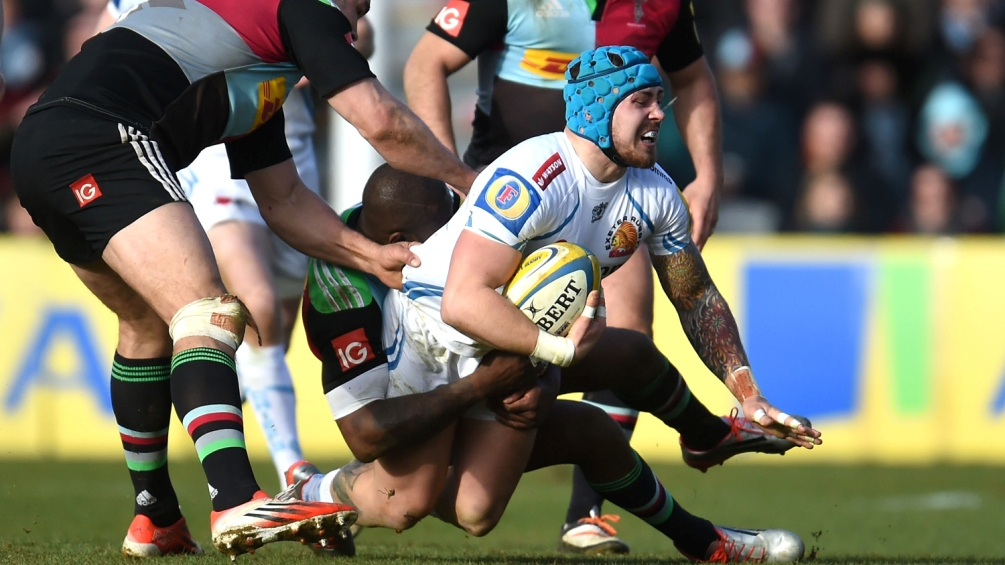Match reaction: Harlequins 21 Exeter Chiefs 32
