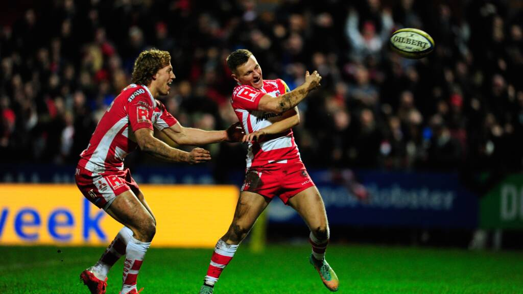 Braley to make first Premiership start for Gloucester