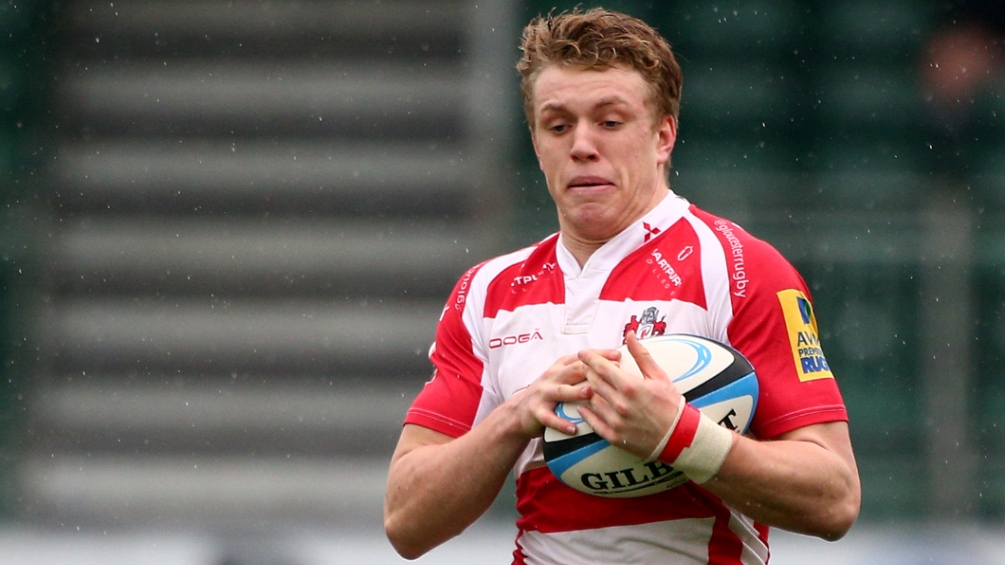 Thorley out to bridge the gap at Gloucester Rugby
