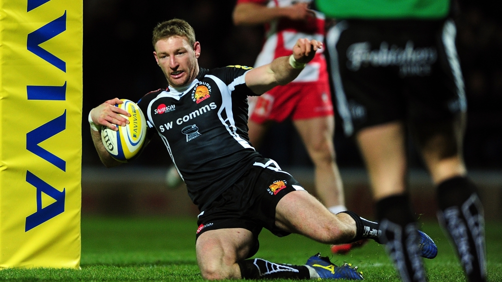 Jess relishing Exeter Chiefs' busy schedule
