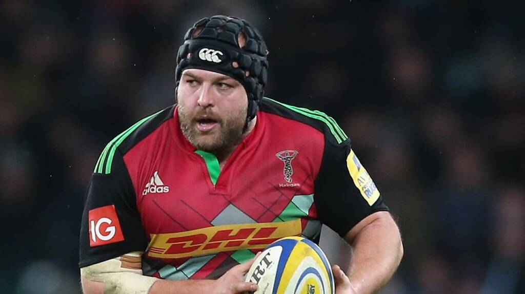 Mark Lambert extends his contract with Harlequins