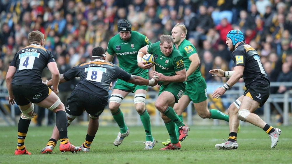 Paice predicts a stable future for London Irish