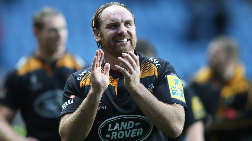 Historic day for Goode and Wasps in Coventry bow