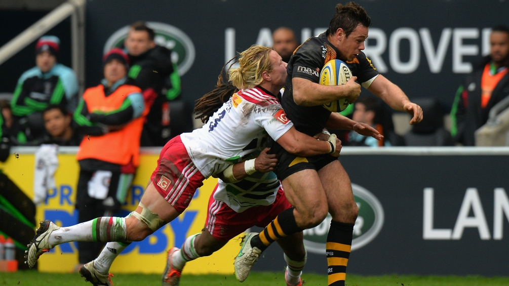 Miller and Wasps revelling in Ricoh Arena success