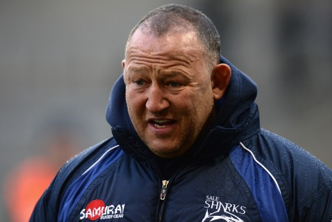 AUDIO: Diamond and Smith talk Sale Sharks and London Welsh