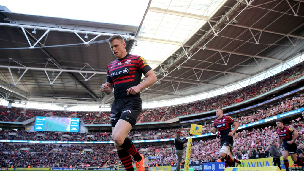 More than 62,000 sold for Saracens vs Harlequins