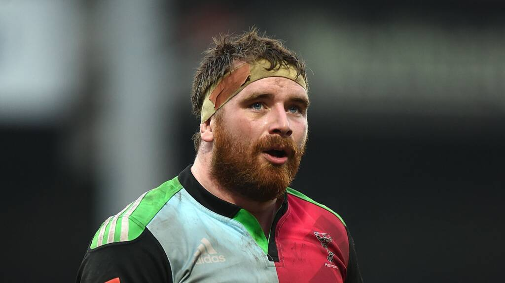 Harlequins confirm signing of Matt Shields