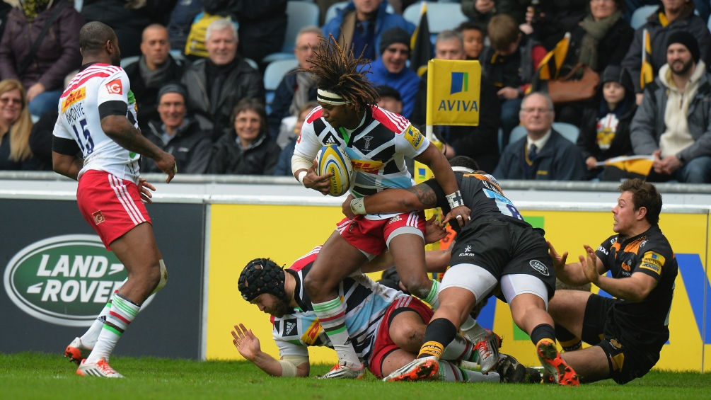 Aviva Premiership Rugby Round 14: Round-Up