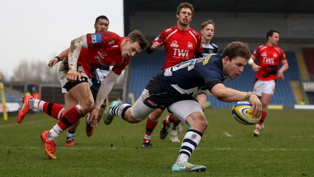 Match Reaction: London Welsh 12 Sale Sharks 52