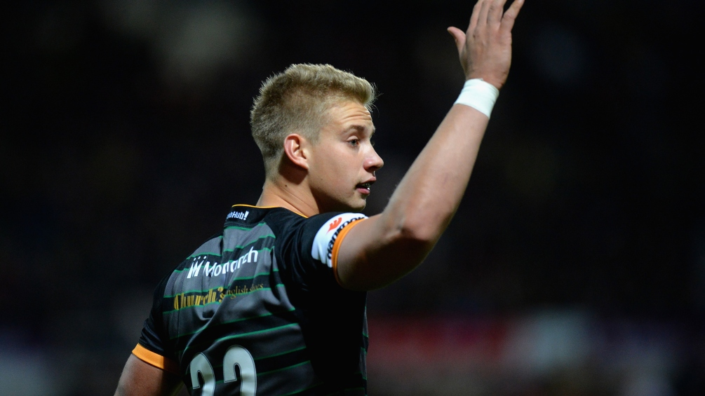 Hopley: Young Northampton Saints have a score to settle