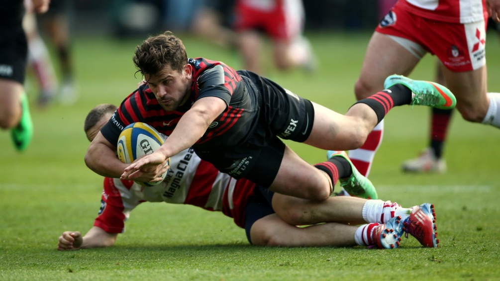 Streather ready to push on for Saracens