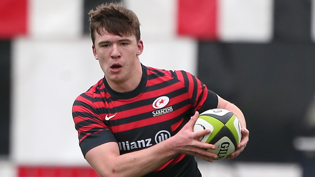 Barrell: Saracens relishing pressure of U18 Finals Day