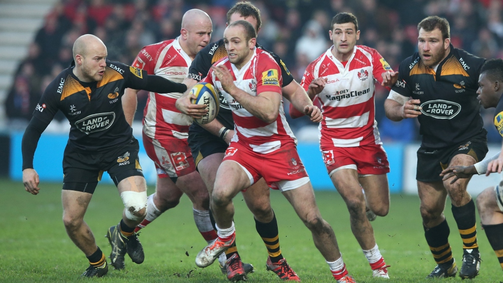 Sharples: Gloucester Rugby can keep golden run going
