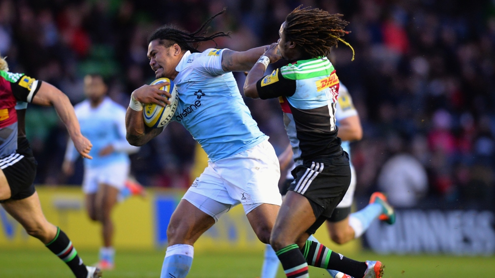 Match Reaction: Harlequins 15 Newcastle Falcons 7