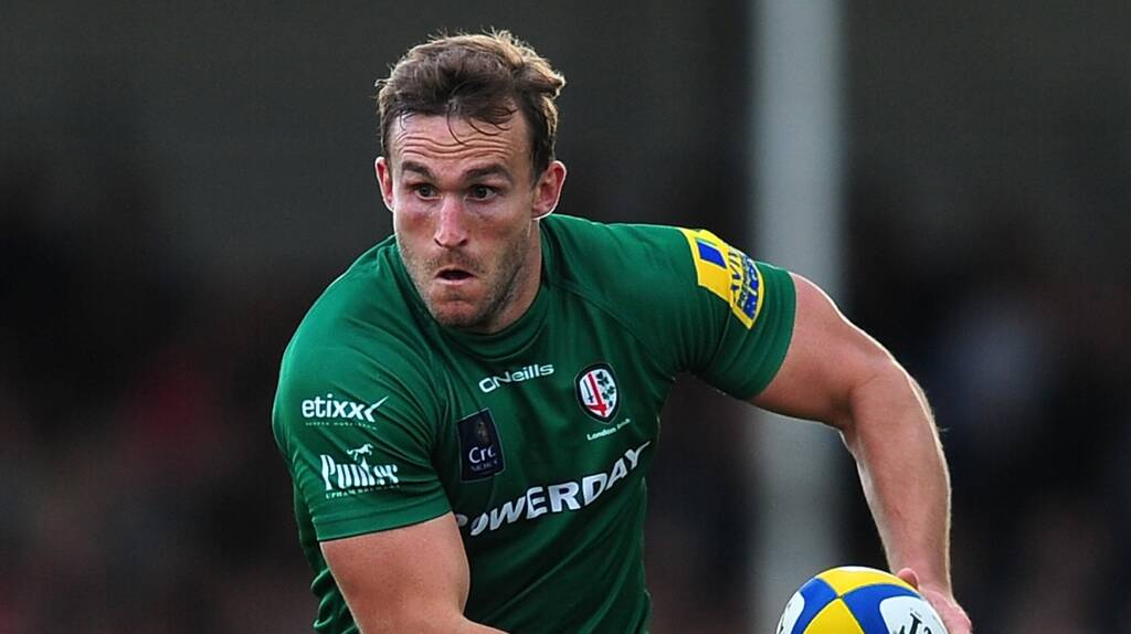 London Irish name squad for Saints encounter