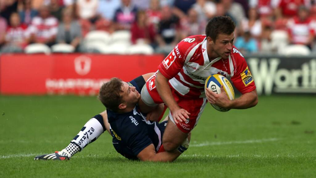 Gloucester Rugby name side to take on Leicester Tigers