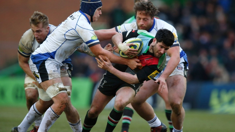 Lahiff relishing Aviva Premiership Rugby return