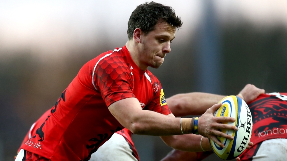 Sibling rivalry for London Welsh's Lewis brothers