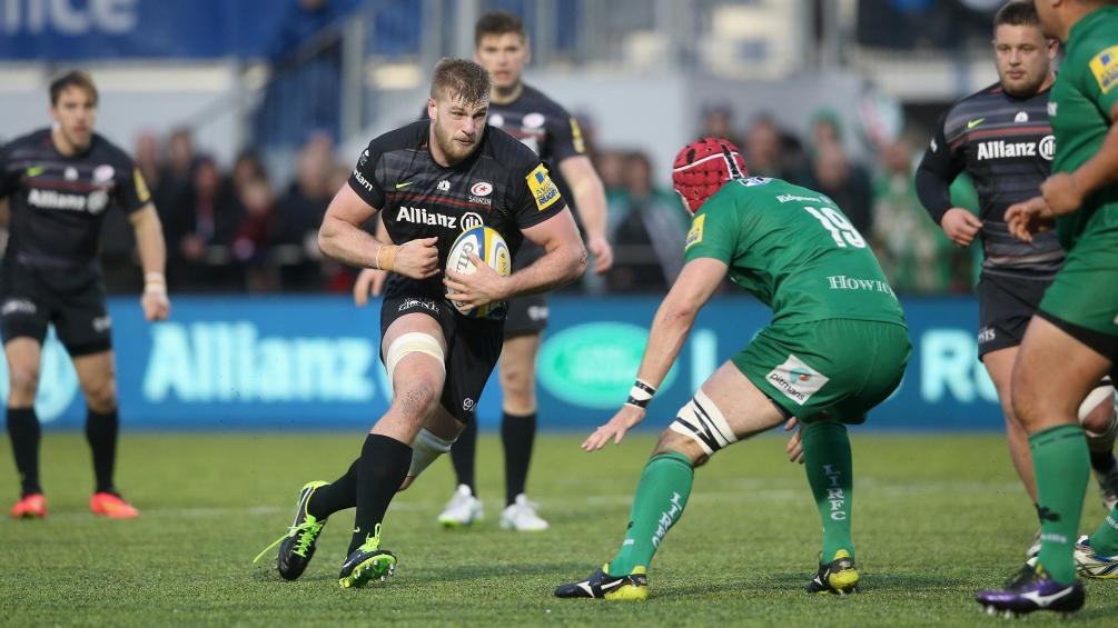 Kruis: Saracens can topple Clermont once more