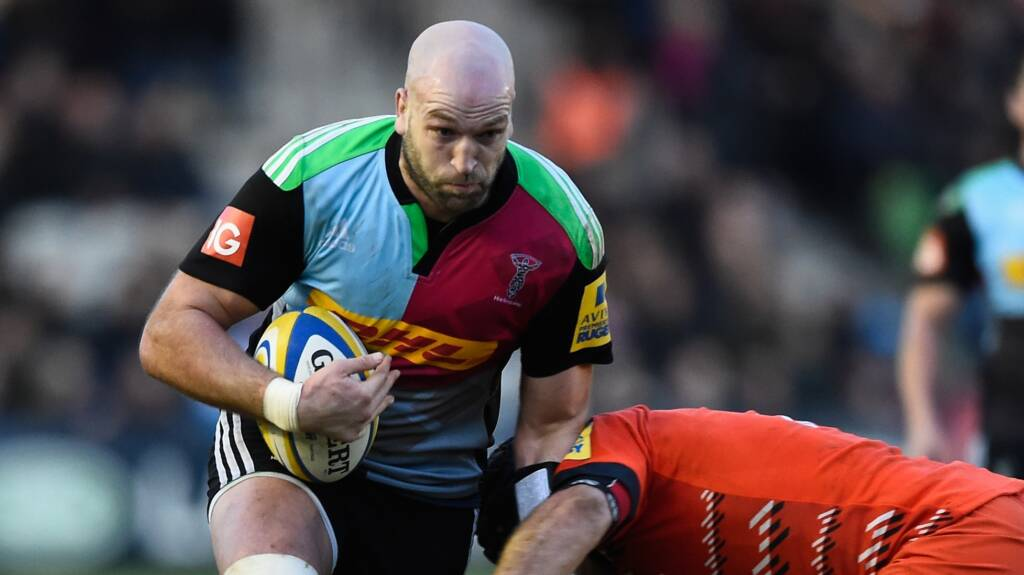 George Robson to leave Harlequins