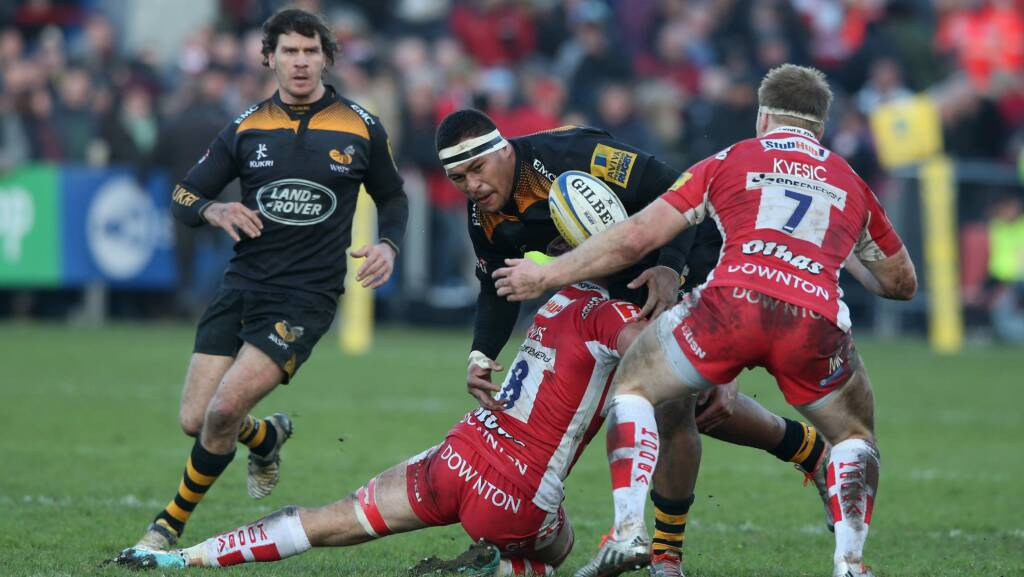 Wasps v Gloucester Rugby Aviva Premiership Rugby Fixture Change