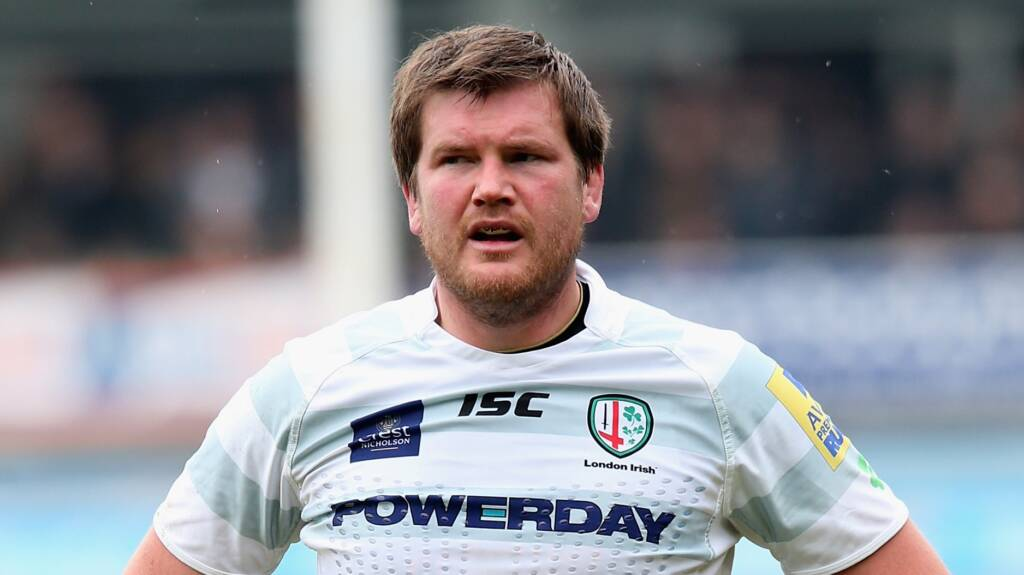 Nic Rouse signs contract extension with London Irish