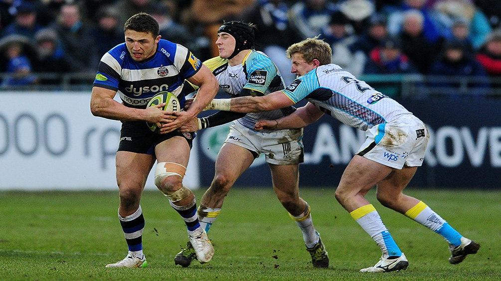 Bath Rugby v Ospreys - LV= Cup