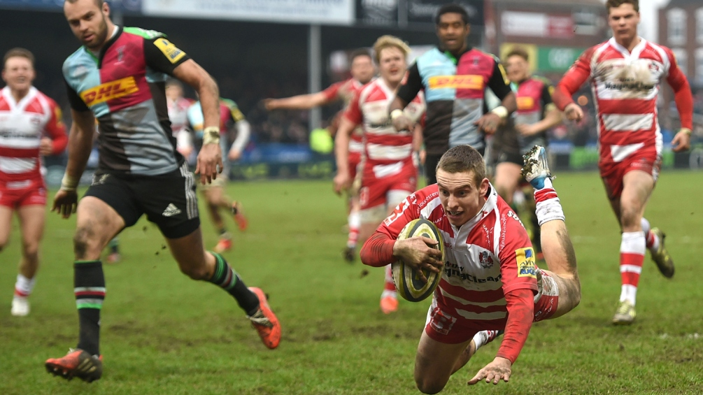 Match Reaction: Gloucester Rugby 25 Harlequins 7