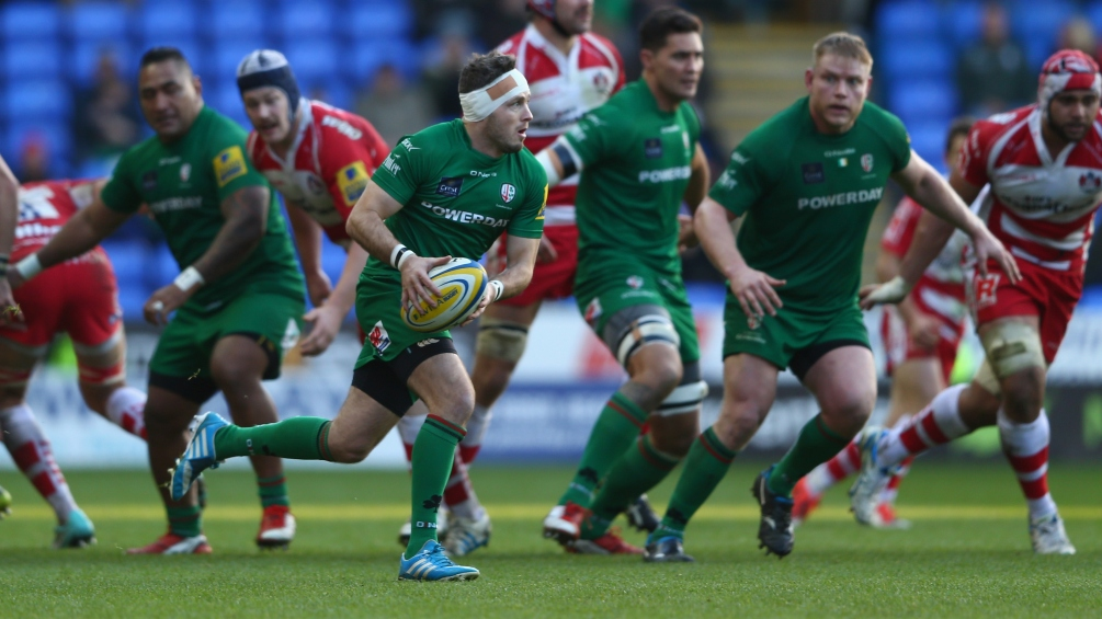 LV= Cup Preview: London Irish v Newcastle Falcons