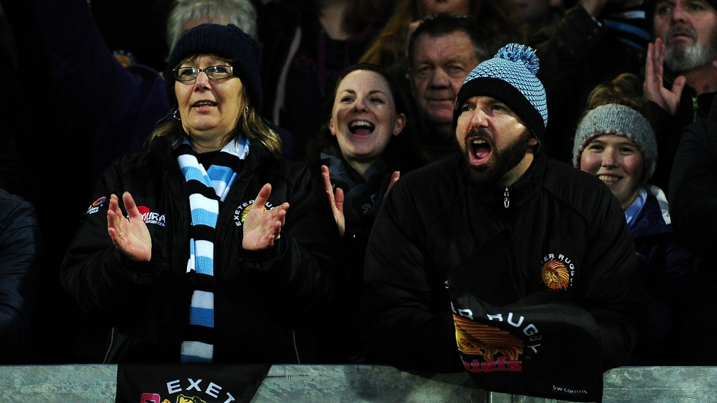 McGuigan: Exeter Chiefs doing it for the fans