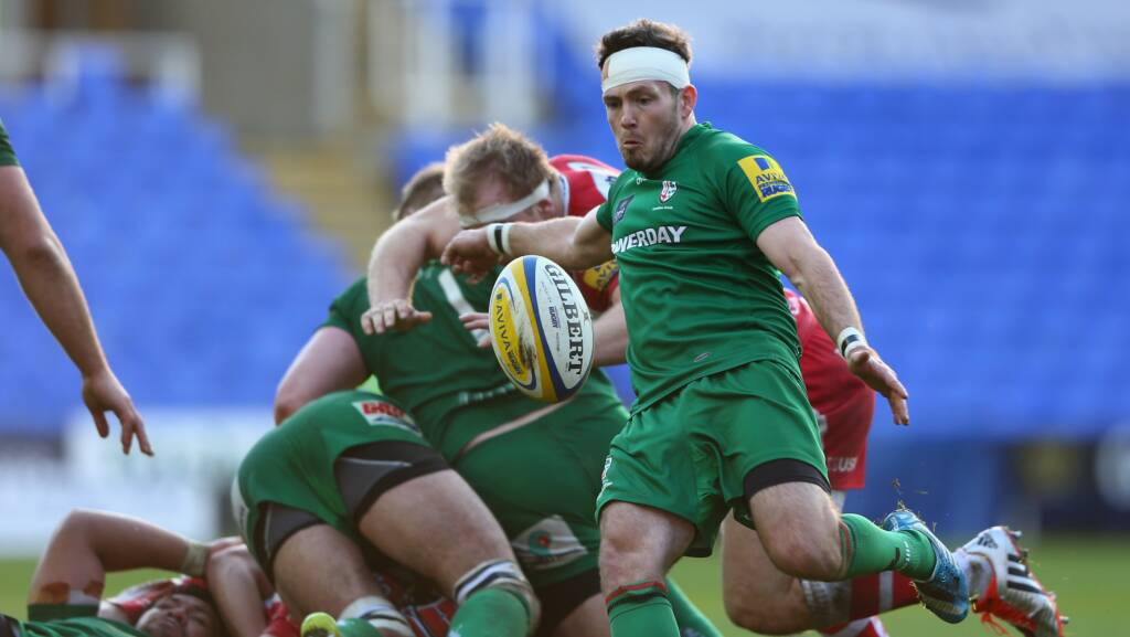 Allinson in line to make 100th Exiles Appearance