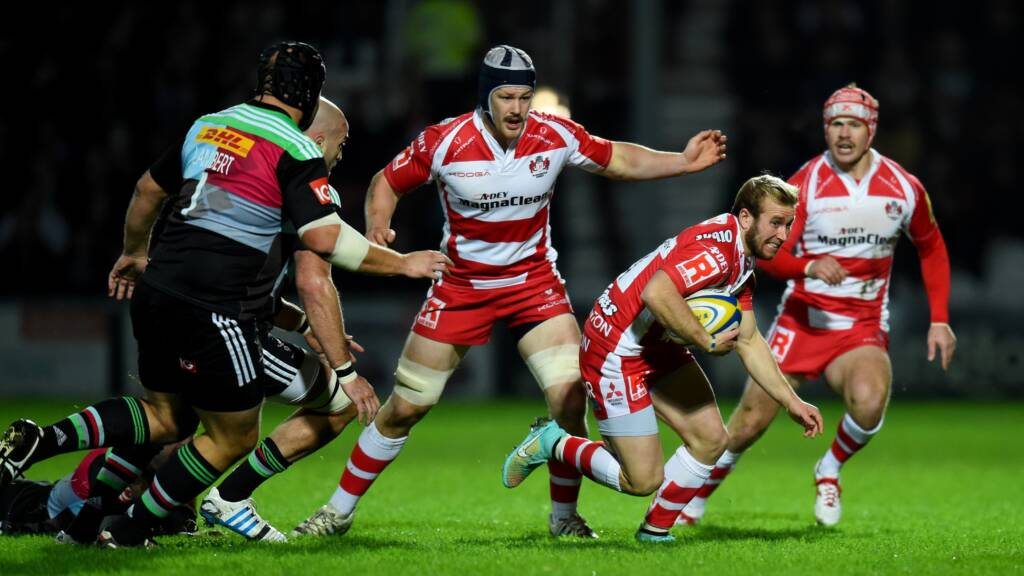 Gloucester opt for continuity in LV= Cup against Harlequins