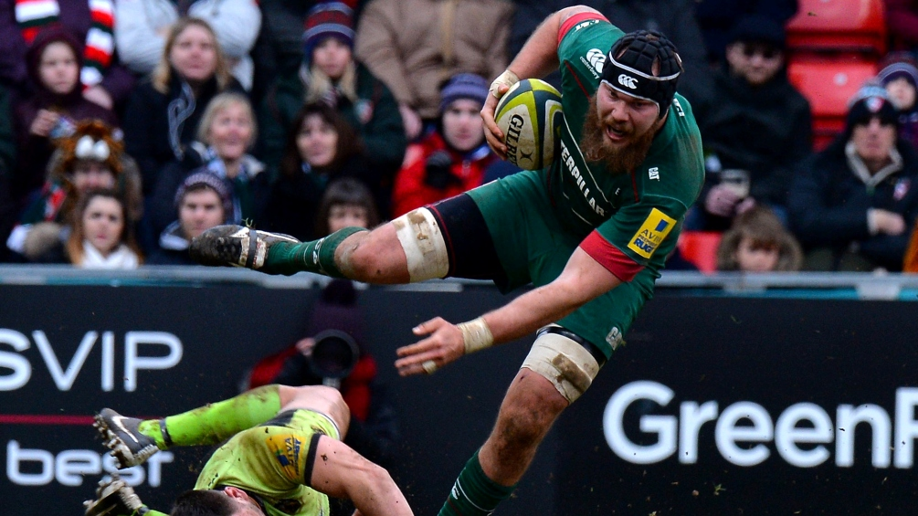 De Chaves fully focussed on Leicester Tigers' LV= Cup charge