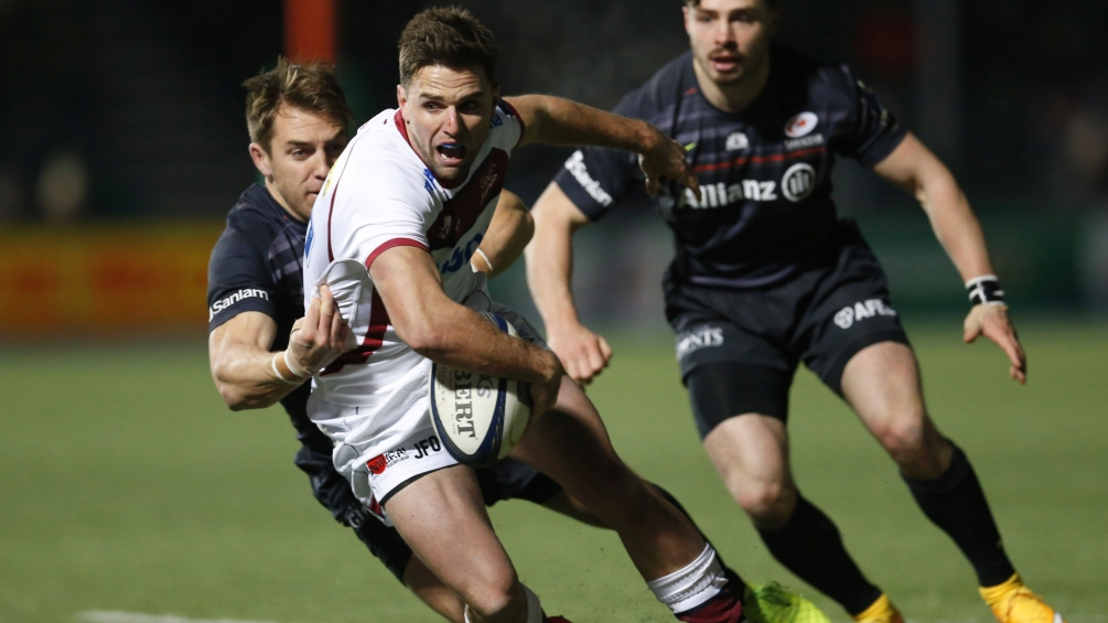 Ford and Sale Sharks target return to winning ways