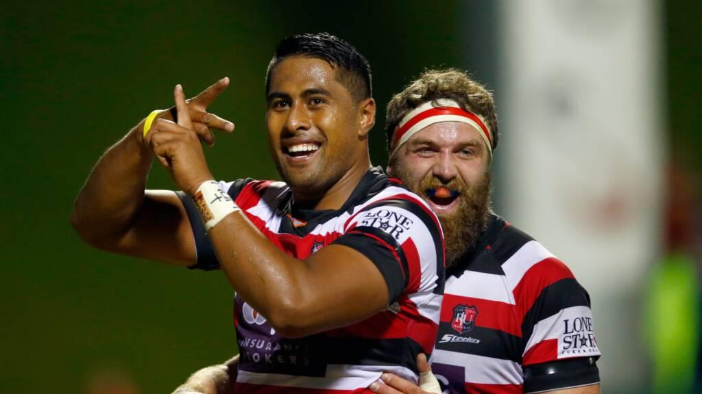 Samoan joins Saints until end of the season