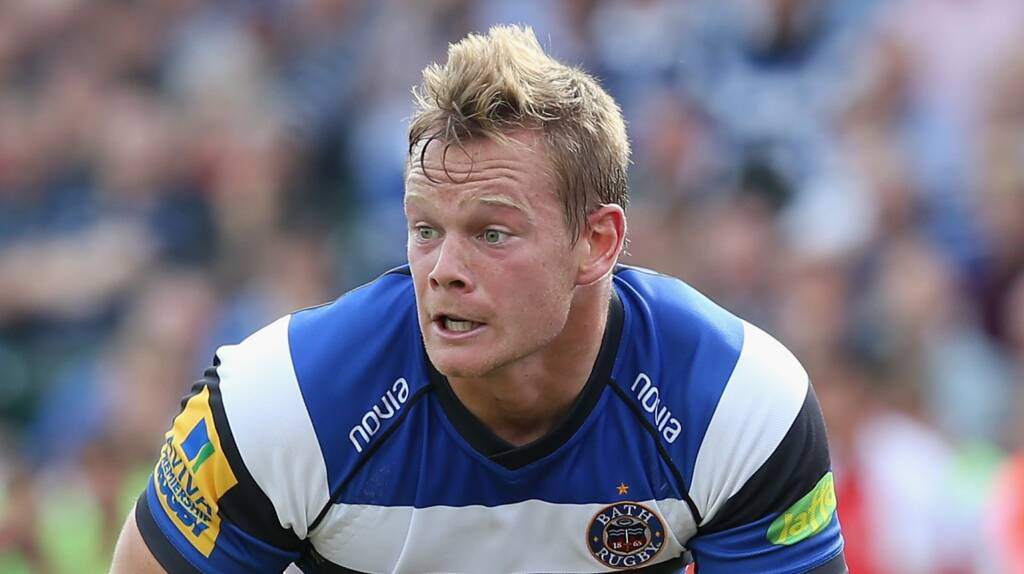 Cook excited to stay with Bath Rugby