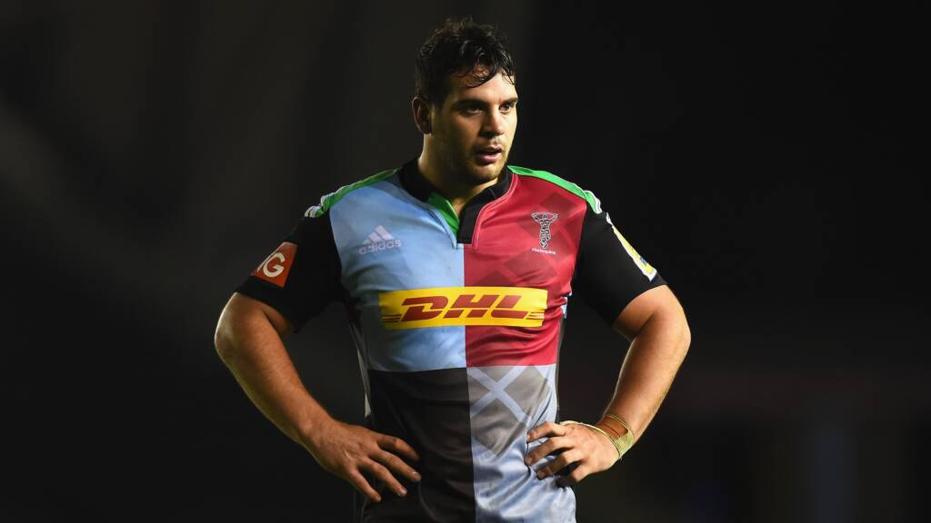 Joe Trayfoot signs for London Irish