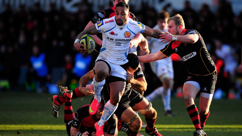 LV= Cup round-up: Exeter Chiefs march into semis