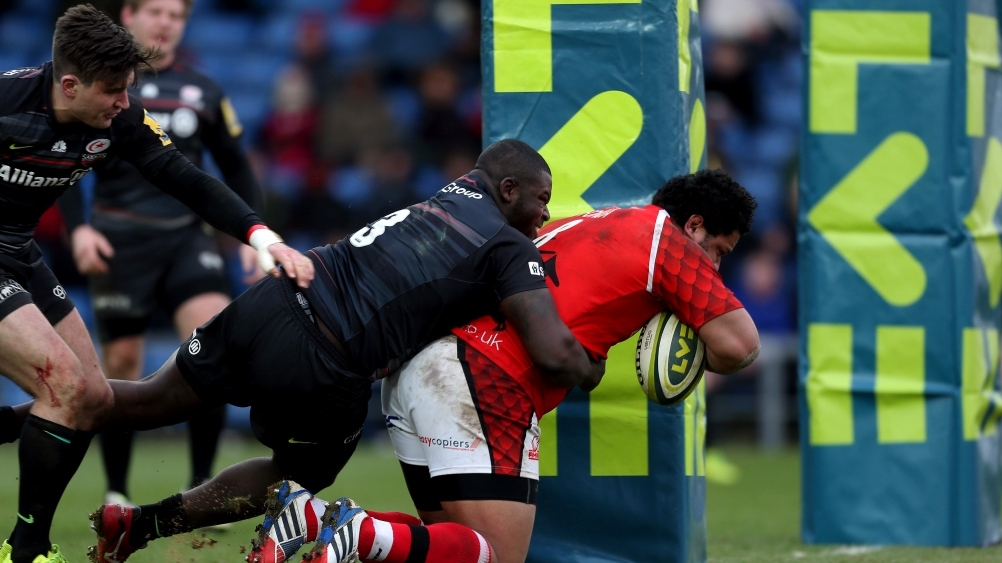 Match Reaction: London Welsh 15 Saracens 20