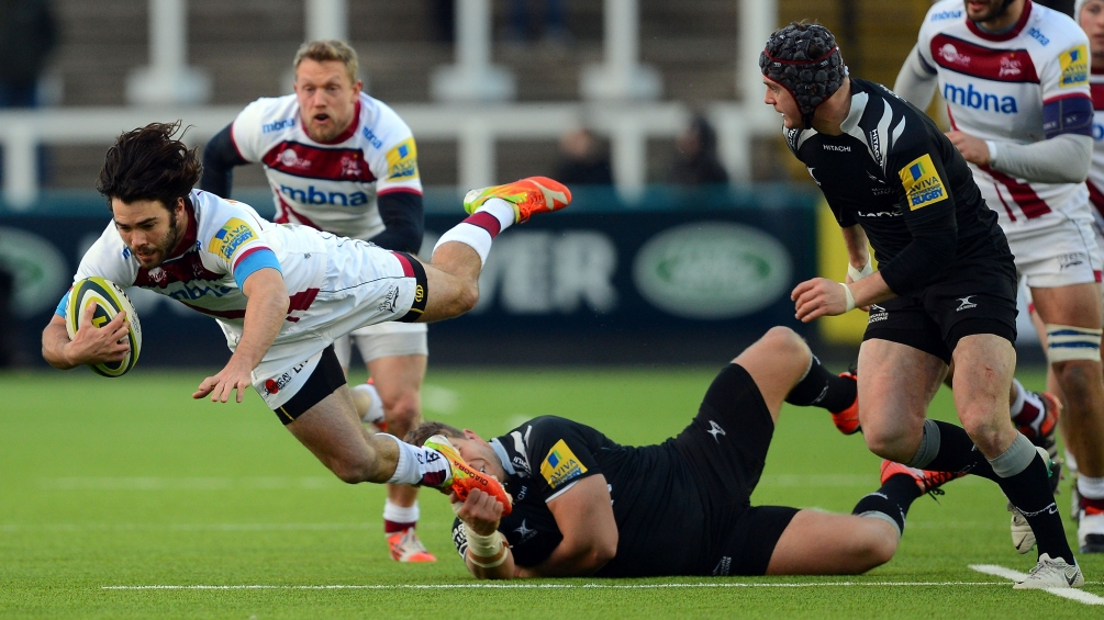 Match Reaction: Newcastle Falcons 39 Sale Sharks 19