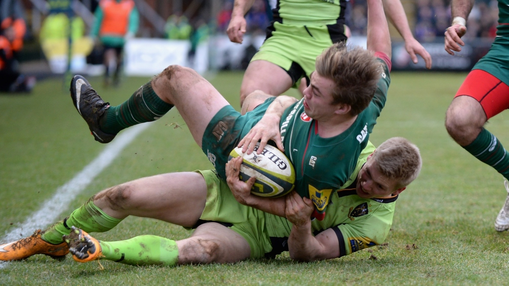 Match Reaction: Leicester Tigers 17 Northampton Saints 8