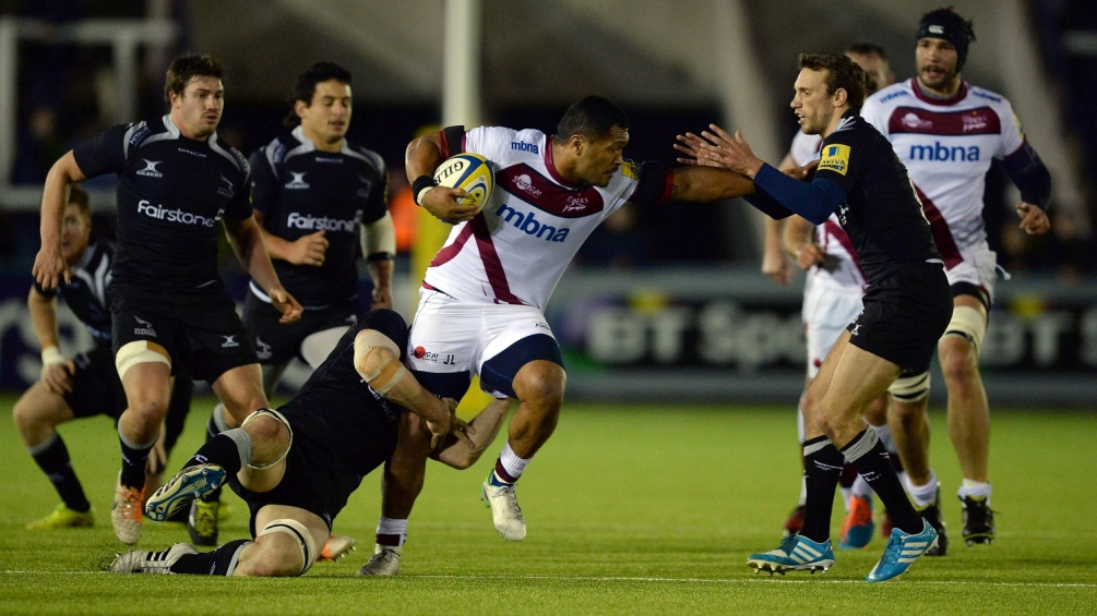 LV= Cup Preview: Newcastle Falcons v Sale Sharks