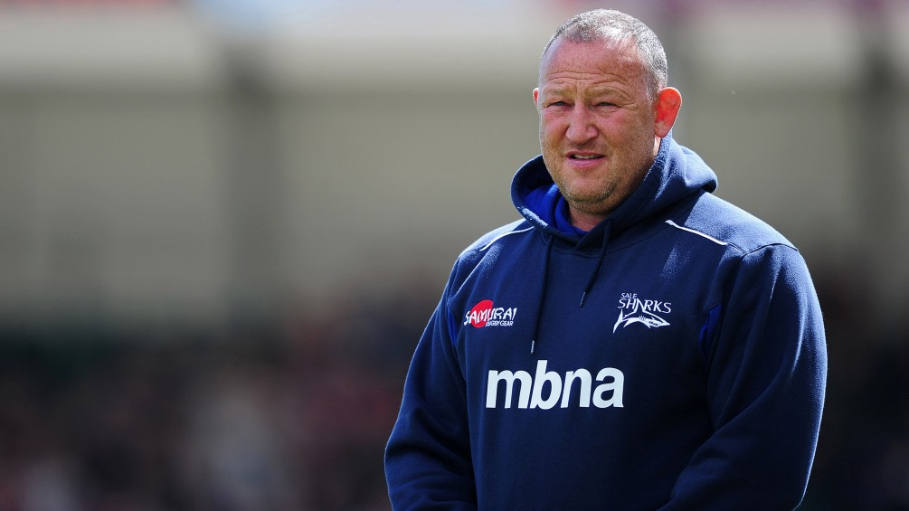 Parker excited to build on Sale Sharks debut