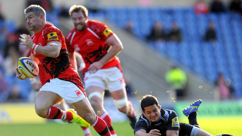 London Welsh Team v Saracens